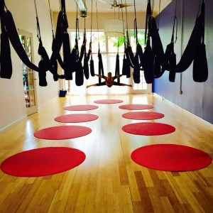 Saturday Workshop-- Aerial Yoga Play @ Harmonia Wellness & Yoga | Sausalito | California | United States