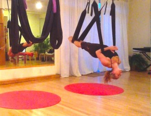 Advanced Teacher Training-- Aerial Yoga Play @ Embrace Yoga | San Rafael | California | United States